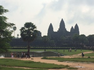 Never Again: Places like Angkor Wat